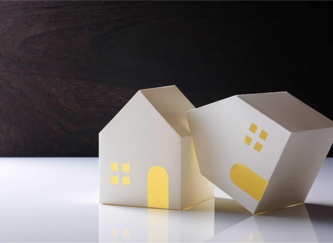建物瑕疵保険のイメージ画像